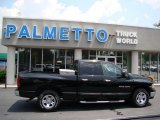2004 Black Dodge Ram 1500 ST Quad Cab #51134244