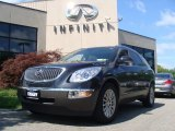 2008 Carbon Black Metallic Buick Enclave CXL AWD #51134252