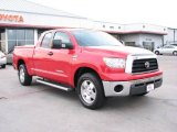 2007 Radiant Red Toyota Tundra SR5 Double Cab #5080474