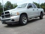 2004 Bright Silver Metallic Dodge Ram 1500 ST Quad Cab #51133966