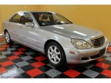 2004 Brilliant Silver Metallic Mercedes-Benz S 500 4Matic Sedan #51134410