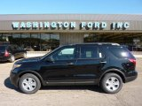 2011 Tuxedo Black Metallic Ford Explorer FWD #51134276
