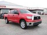 2007 Radiant Red Toyota Tundra SR5 CrewMax #5080470