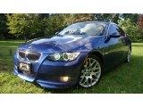 2007 Montego Blue Metallic BMW 3 Series 335i Coupe #51134154