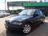 2005 Black Sapphire Metallic BMW 3 Series 325i Sedan #51134157