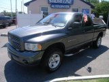 2002 Graphite Metallic Dodge Ram 1500 SLT Quad Cab 4x4 #51134439