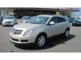 2011 Gold Mist Metallic Cadillac SRX 4 V6 AWD #51134293