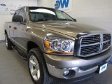 2006 Light Khaki Metallic Dodge Ram 1500 SLT Quad Cab 4x4 #51134446
