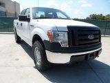 2011 Oxford White Ford F150 XL SuperCrew 4x4 #51134167