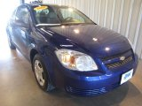 2007 Laser Blue Metallic Chevrolet Cobalt LS Coupe #51134455