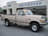 1997 Ford F250 XLT Regular Cab 4x4