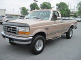 1997 Ford F250 XLT Regular Cab 4x4 Data, Info and Specs