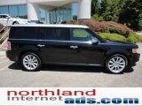 2010 Tuxedo Black Ford Flex Limited AWD #51188789