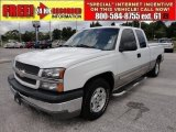 2003 Summit White Chevrolet Silverado 1500 LS Extended Cab #51189283
