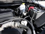2008 Dodge Ram 1500 Big Horn Edition Quad Cab 4x4 4.7 Liter SOHC 16-Valve Magnum V8 Engine