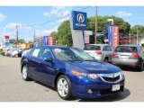 2009 Vortex Blue Pearl Acura TSX Sedan #51188803