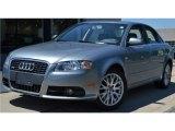 2008 Quartz Grey Metallic Audi A4 2.0T quattro S-Line Sedan #51188990
