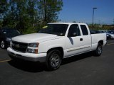 2006 Summit White Chevrolet Silverado 1500 LS Extended Cab #51189333