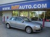 2008 Quartz Grey Metallic Audi A4 2.0T quattro S-Line Sedan #51188858