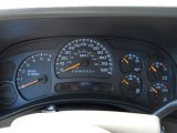 2006 Chevrolet Silverado 1500 LS Extended Cab Gauges
