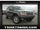 2002 Graphite Metallic Jeep Grand Cherokee Laredo 4x4 #51189350