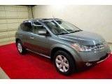 2007 Platinum Pearl Matallic Nissan Murano SL #51188881