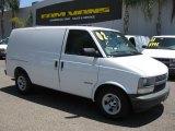 2002 Ivory White Chevrolet Astro Commercial Van #51188780