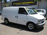 2002 Ivory White Chevrolet Astro Commercial Van #51188781