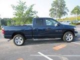 Patriot Blue Pearl Dodge Ram 1500 in 2007