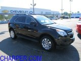 2011 Black Granite Metallic Chevrolet Equinox LT AWD #51189377