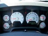 2007 Dodge Ram 1500 Laramie Mega Cab 4x4 Gauges