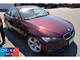 2008 Barbera Red Metallic BMW 3 Series 335i Coupe #51189058