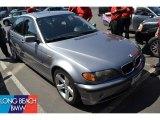 2005 Silver Grey Metallic BMW 3 Series 325i Sedan #51189062