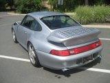 1996 Porsche 911 Polar Silver Metallic