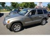 2006 Light Khaki Metallic Jeep Grand Cherokee Limited 4x4 #51189069