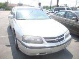 2001 Galaxy Silver Metallic Chevrolet Impala  #51189245