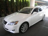 2008 Starfire White Pearl Lexus IS 250 AWD #51189409