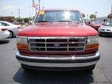 1996 Ford F150 XLT Regular Cab Exterior
