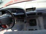 1996 Ford F150 XLT Regular Cab Dashboard