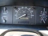 1996 Ford F150 XLT Regular Cab Gauges