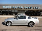 2005 Satin Silver Metallic Ford Mustang GT Premium Coupe #51189110