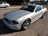 2005 Ford Mustang Satin Silver Metallic