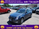 2009 Blue Diamond Tri-Coat Cadillac CTS 4 AWD Sedan #51242017