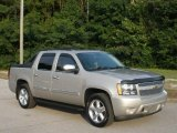 2008 Chevrolet Avalanche LTZ Data, Info and Specs