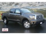 2011 Magnetic Gray Metallic Toyota Tundra Limited CrewMax 4x4 #51242036