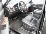 2008 Chevrolet Silverado 1500 LTZ Extended Cab 4x4 Ebony Interior