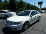 2008 White Suede Lincoln MKZ AWD Sedan #51242142