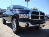2005 Black Dodge Ram 1500 SLT Quad Cab 4x4 #51242283