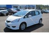 2011 Taffeta White Honda Fit Sport #51242215