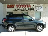 2011 Black Forest Metallic Toyota RAV4 V6 Limited 4WD #51242065